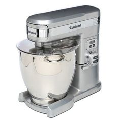 Cuisinart 7 Qt. Stand Mixer Color: Brushed Chrome Find out how you can actually acquire the best kitchen stand mixer for your kitchen at http://www.smallappliancesforkitchen.net