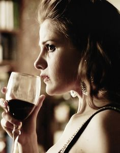 Louise Brealey as Molly Hooper from Sherlock. She's a really sweet character, with a lot of pathos, especially for her unrequited love for Sherlock.