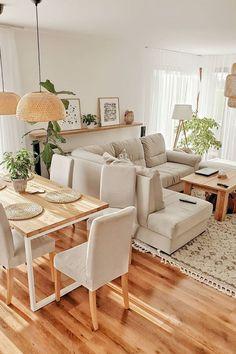Cute Living Room, Living Room Decor Cozy, Living Rooms, Living Room Colors, House Rooms, Living Area, Room Interior, Home Interior Design, Interior Ideas