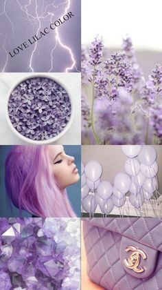 [Special] Wallpaper Lilac Color (Made by: @Ayssaays on Twitter)