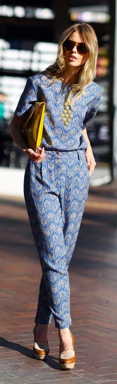 4b3ea057a1f 50 Sleek and Sexy Examples Of JumpSuit Trend Successfully Worn Jumpsuit  Style