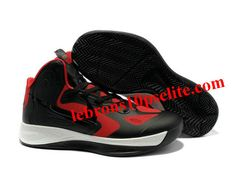 more photos b840a 96e70 Nike Zoom Hyperfuse 2012 Jeremy Lin Shoes Black Red White