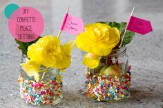 Wedding DIY: Confetti