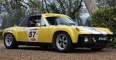 1970/71 World Sportscar Championship Porsche 914/6 GT Chassis 914 043 0181