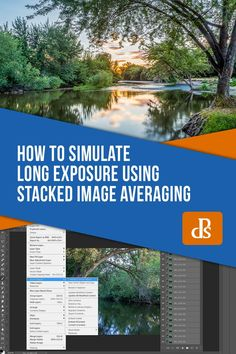Want to simulate long exposure effects because you don't have an ND filter? Then try this handy technique of stacked image averaging in Photoshop! Exposure Photography, Photography Lessons, Photography Editing, Travel Photography, Photo Editing, Photoshop Tips, Photoshop Tutorial, Long Exposure Photos, Water Effect