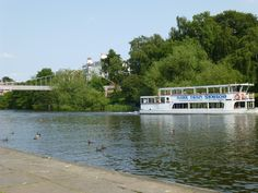 The Mark Twain Showboat, Chester Boats | Chester | www.visitchester.com
