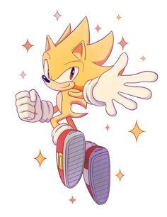 Super Sonic by Ga22 on DeviantArt