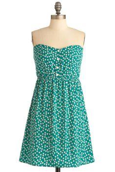 Tea for Tulip Dress