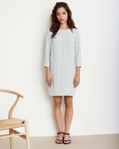 Anecdote Spring Summer campaign - http://www.anecdote.nl/osaka-panel-dress-3935.html