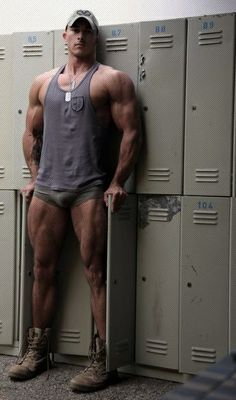 Male nude musclefunny — photo 11