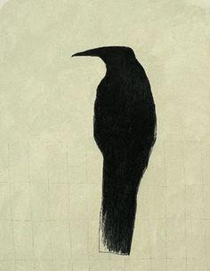 """Jens Ferm & Art by Lindsey Kustusch """"Backyard Raven"""" http://www.pinterest.com/pin/53269208065181881/"""