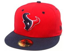 657effa01 Snapback Caps · NEW ERA x NFL「Houston Texans」59Fifty Fitted Baseball Cap  Houston Texans Football