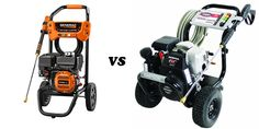 It's time to welcome a new dawn in the world of cleaning with the use of the gasoline-powered pressure washers.