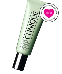 """Clinique Continuous Coverage SPF 15, $24 Totalbeauty.com average reader rating: 9.0*  Why it's great: """"I have been using this product for 26..."""