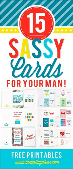15 sexy cards...LOVE it and so will my man! http://www.TheDatingDivas.com