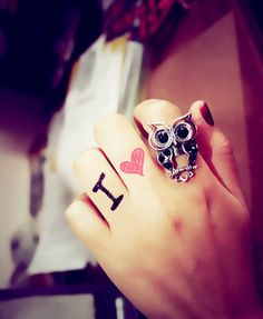I #Love #Owls