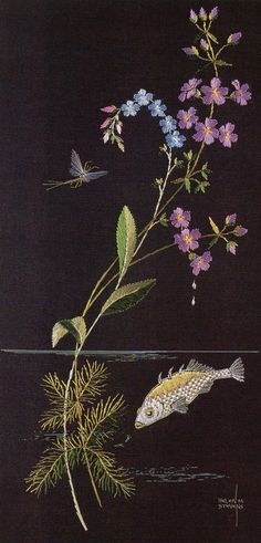 Helen Stevens embroidery                                                                                                                                                                                 More
