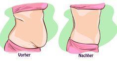 Mit dieser einfachen Übung entfernst du Rücken- und Bauchfett in kürzester Zeit
