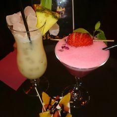 No te resistas a la tentación de un buen cocktail!