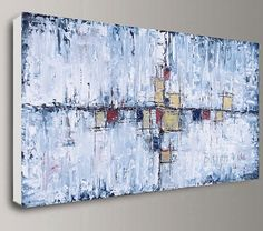 acrylic painting abstract painting art painting gold wall home office bedroom interior decor large canvas textured impasto Art Visi Grey Abstract Art, Grey Art, Abstract Canvas Art, Black And White Abstract, Oil Painting Abstract, Texture Painting, Canvas Wall Art, Painting Art, Work Pictures