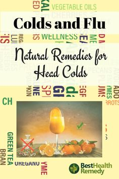 NATURAL REMEDIES FOR HEAD COLDS. Instead of taking so many over-the-counter remedies, here are a few natural remedies for head colds for you to try. #coldandflu / #naturalhealing / #remedy / #health / #healyourself/ #vitamins / #nutrition / cold and flu / cold and flu remedies / naturall remedies for colds and flu / natural remedies for head colds / head cold / vitamins / nutrients / neti pot / hydration / ginger and garlic