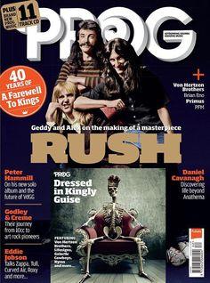 Prog Cover: Farewell to Kings