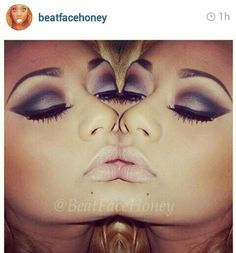 One of my inspirations, went from a youtube star to Nicki Minaj's makeup artist :)