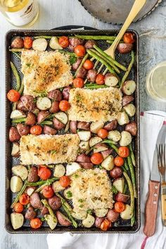 sheet pan honey mustard crusted salmon