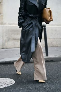The Best Street Style From Paris Fashion Week #parisfashionweeks,