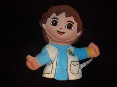 Go Diego Go Hand Puppet