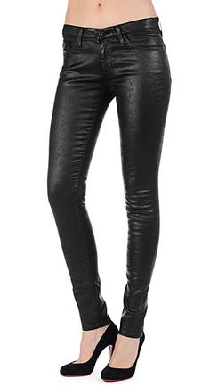AG | The Legging in Leatherette