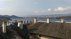 View from Niedzica castle