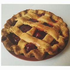Farmhouse Fake Cherry Pie