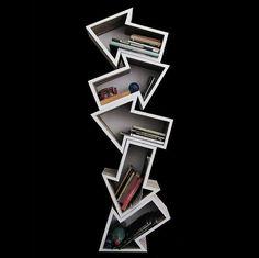 ไอเดียชั้นวางหนังสือเก๋ๆกับ Modulo Electra Shelf จาก ไอเดีย.com