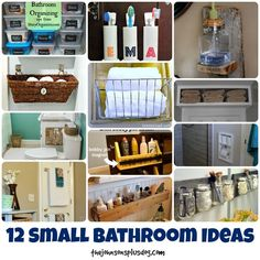12 Small Bathroom Id