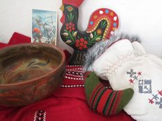 Items from Nortic Culture!