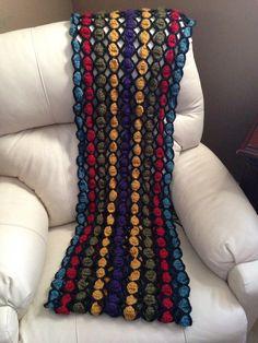 Candy  shawl