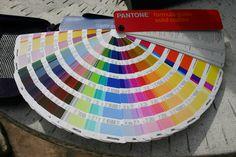 Farbfächer Colourfan