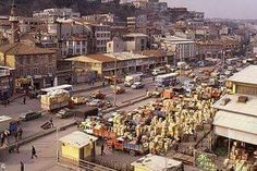 Eminönü hal Once Upon A Time, Istanbul, 1970s, Dolores Park, Nostalgia, Street View, City, World, Photography