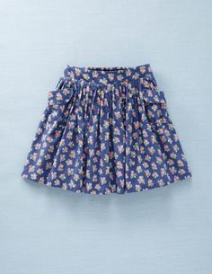 Pretty Printed Skirt