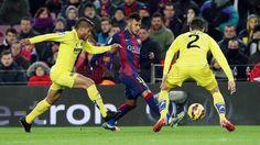 FC Barcelona - Villarreal (3-2)   FC Barcelona