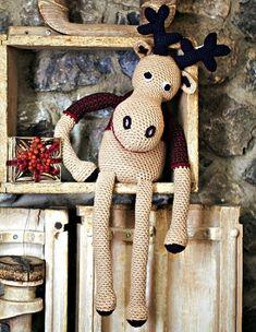 Rudolfův kamarád - NÁVODY NA HÁČKOVÁNÍ