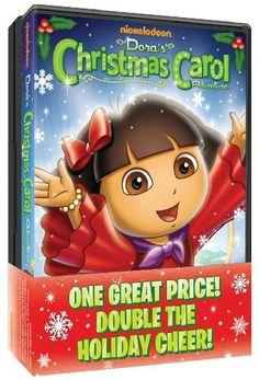 Dora the Explorer: Dora's Christmas Carol Adventure/Dora's Christmas