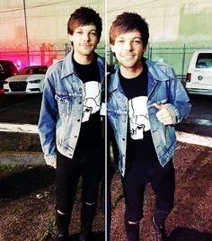 Louis in LA last night (17.02.17)