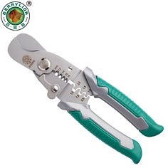 promo berrylion 3 in 1 multifuntional wire stripper cable cutting crimping pliers multitul tool for #wire #stripper #tool