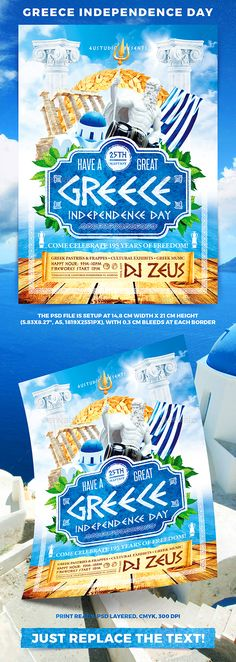 Independence Day Flyer  Flyer Template Font Logo And Logos