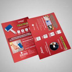 Embalagens Rolo Adesivo e Tira Pelos (Living - Multiart Import)