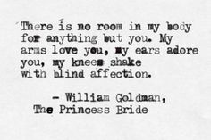 The Princess Bride by William Goldman submission from 18graces