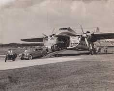 Bristol Superfreighter of Silver City