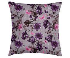 Almofada purple - 40x40cm